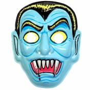 Masque de vampire, de Dracula en plastique