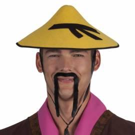 Chapeau pointu chinois