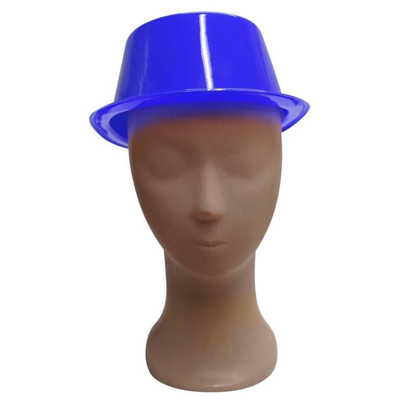 Chapeau de couleur en plastique