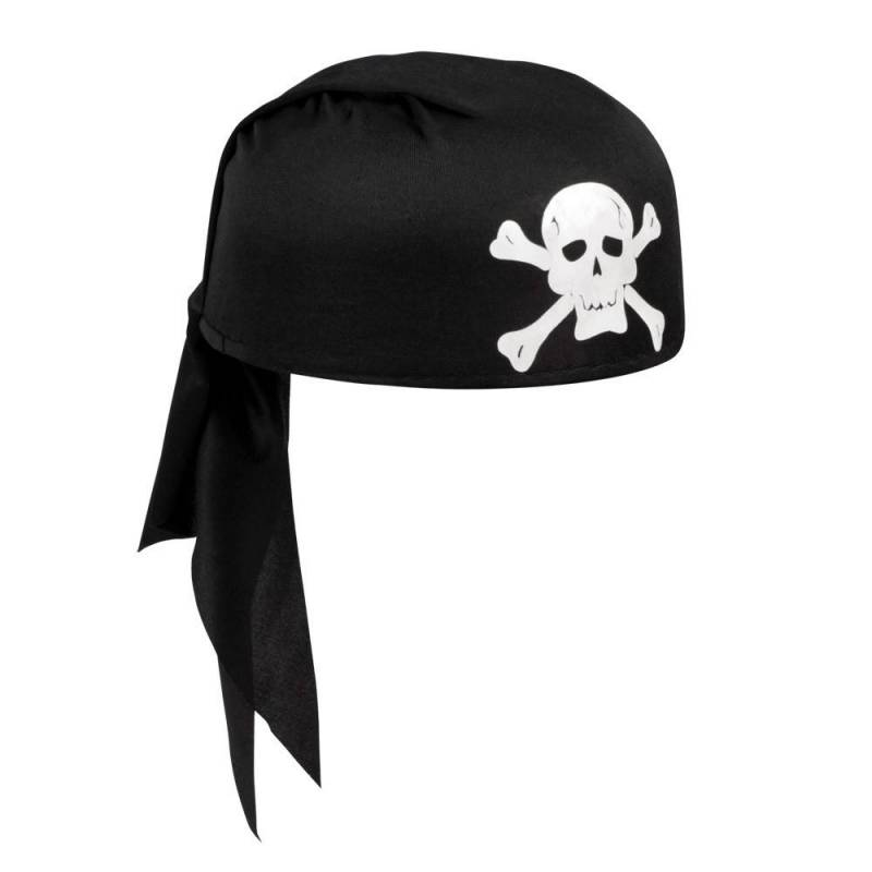 Chapeau-bandana de pirate