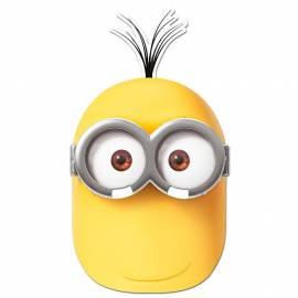 Masque du minion Kevin, en carton
