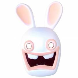 Masque de lapin crétin en mousse
