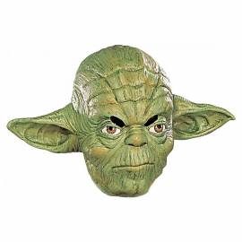 Masque en latex de Yoda (Star Wars)