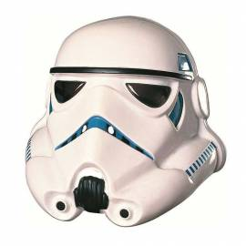 Masque de stormtrooper (Star Wars) en plastique