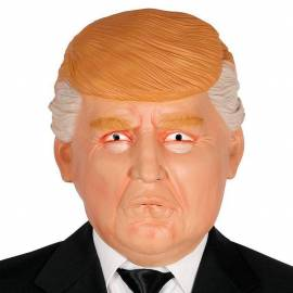 Masque en latex de Donal Trump