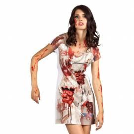 Robe de mariée zombie
