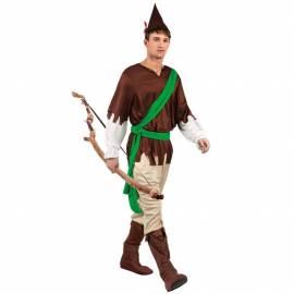 Déguisement de Robin des bois adulte