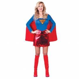 Déguisement adulte de Supergirl