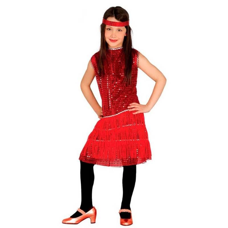Déguisement enfant de danseuse de Charleston