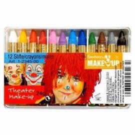 Pack de 12 fards de maquillage en bâton