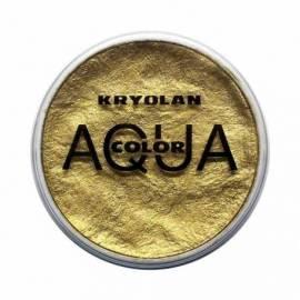 Maquillage à l'eau 15 ml or ou argent