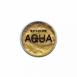 Maquillage à l'eau 8 ml or ou argent