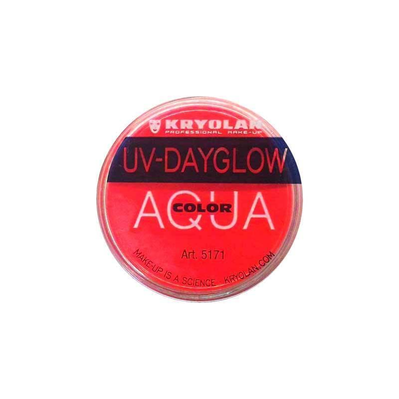 Maquillage à l'eau 8 ml couleurs fluo
