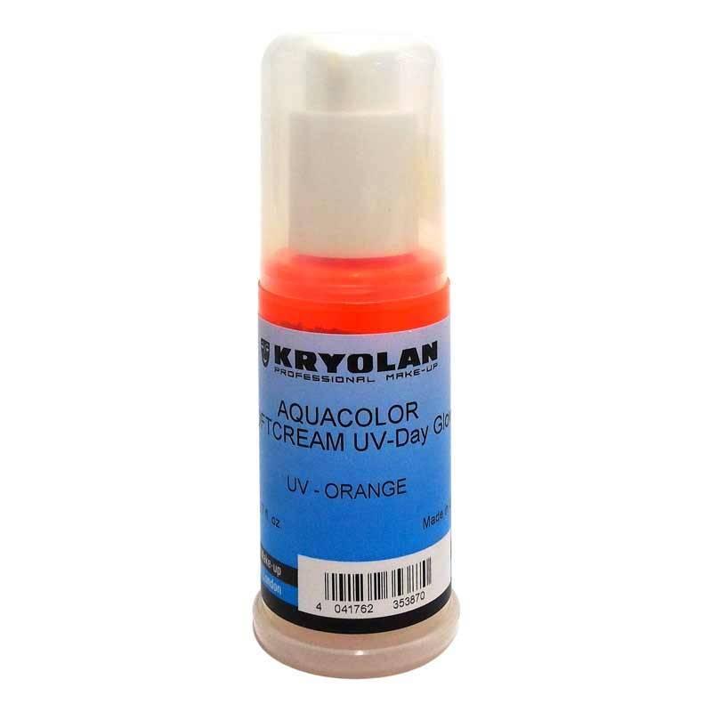 Maquillage en crème, en spray de 50 ml en couleur fluo