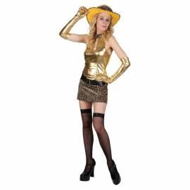 Déguisement de Cow-girl disco