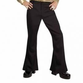 Pantalon patte d'eph noir