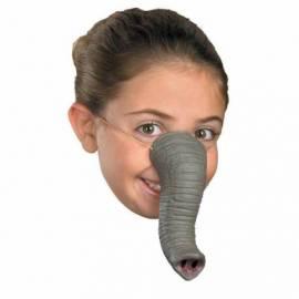 Trompe d'éléphant, en plastique