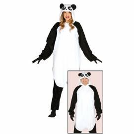 Costume panda adulte