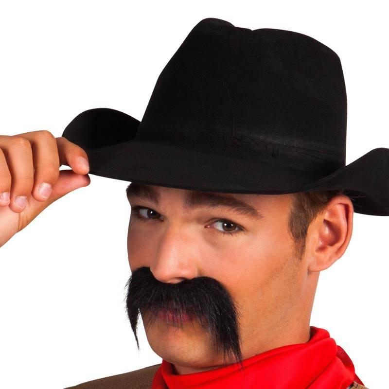 Moustache de cow-boy