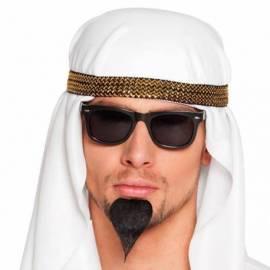 Barbiche de cheikh arabe