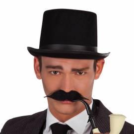 Moustache de détective
