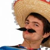 Moustache de mexicain