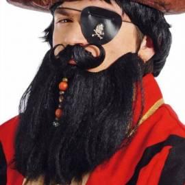 Longue parbe de pirate