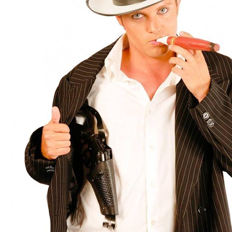 Holster (étui pour pistolet) avec pistolet