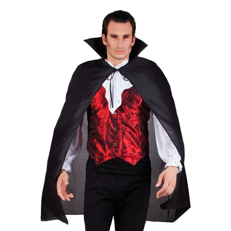 Campe vampire Halloween avec col
