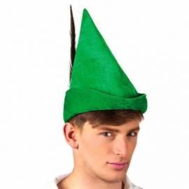 Chapeau vert de Robin des bois