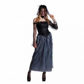 Déguisement de veuve noire