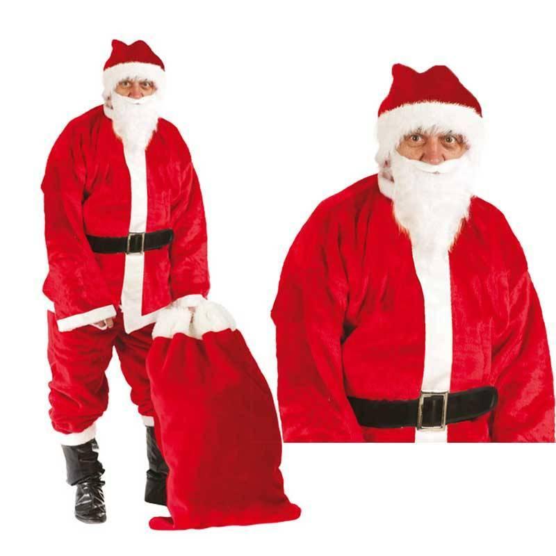 Deguisement Pere Noel Ambiance Unic