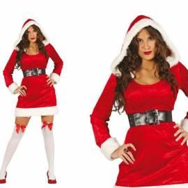 Deguisement Mere Noel adultes Ambiance Unic