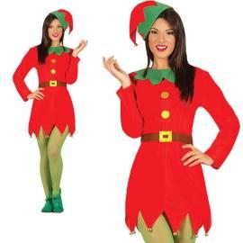 Déguisement d'elfe pour femme