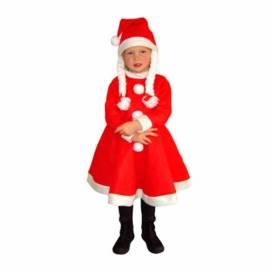 Déguisement de Fille Noël pour fille