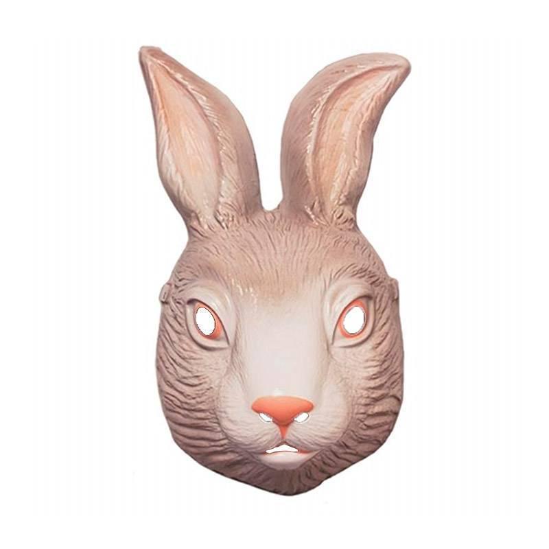 Masque de lapin