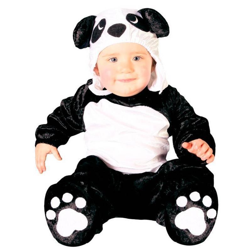 Déguisement bébé de panda