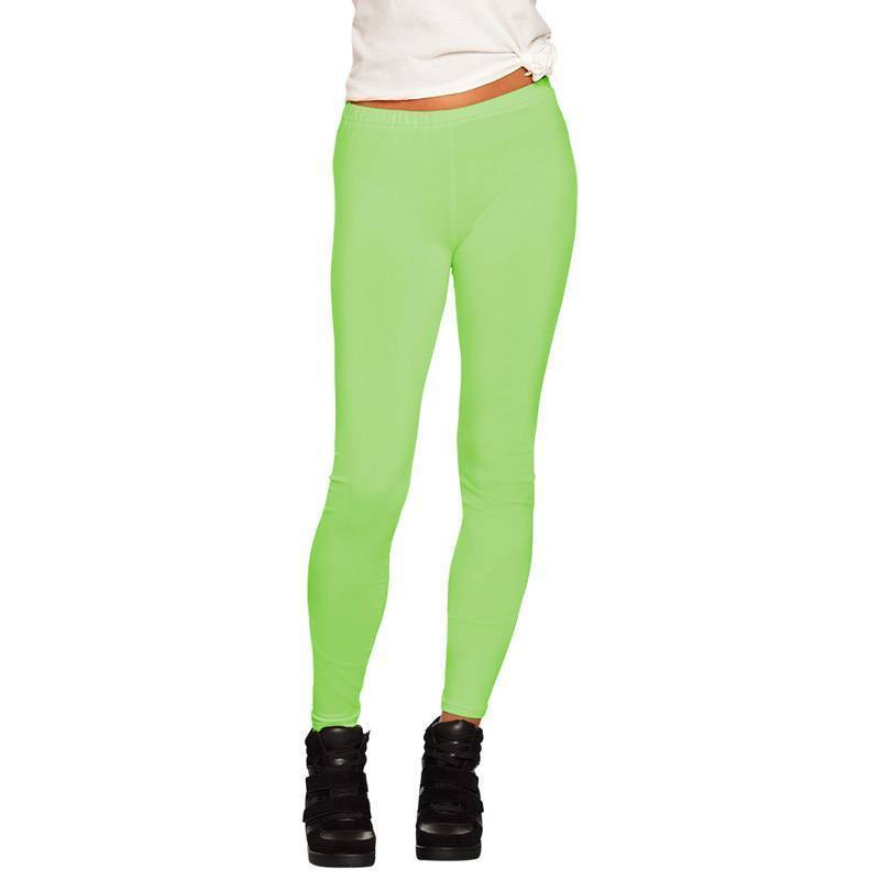 Leggings de couleur fluo