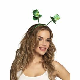 Serre tête chapeau irelande
