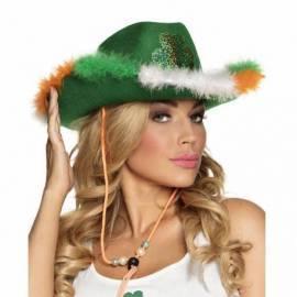 Chapeau de cow-boy Irlandais