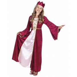 Costume Renaissance queen
