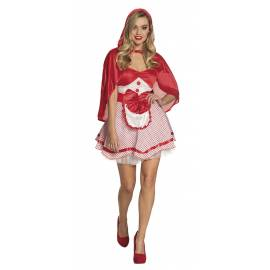 Costume Chaperon rouge