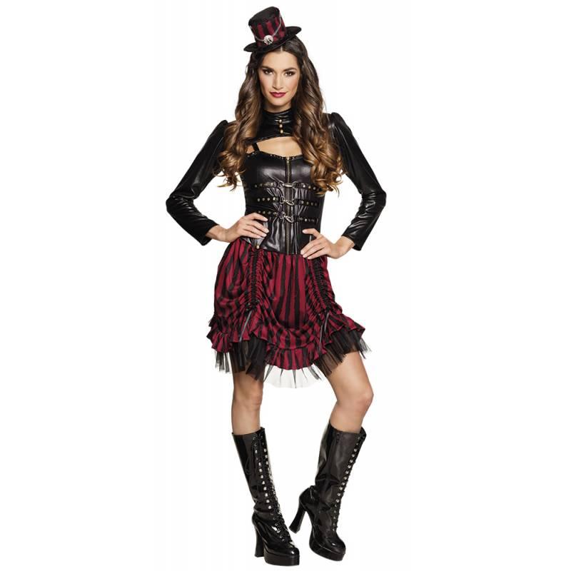 6a6840507bb2d Loading zoom. Précédent. Costume steampunk femme