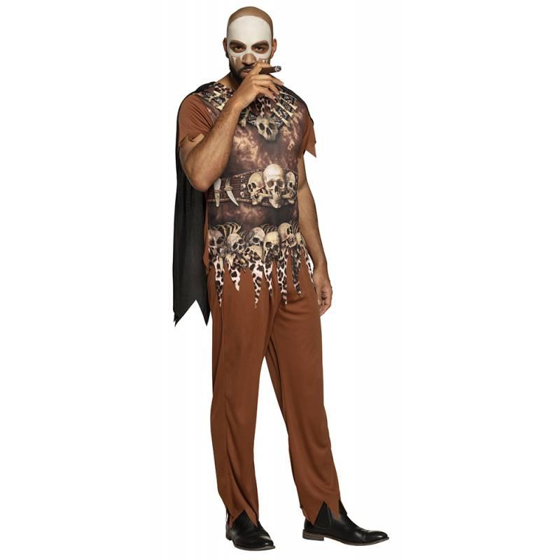 Costume Vaudou pour homme