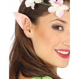 Paire d'oreilles d'elfe fée pour femme