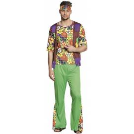 costume hippie pour homme