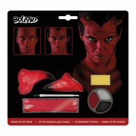 Kit de maquillage de diable