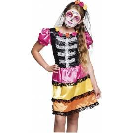 Costume pour fille calavera