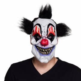 masque Scary clown en latex