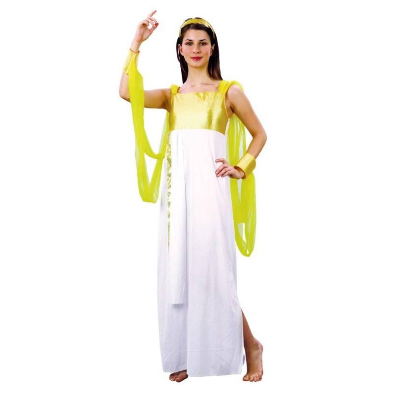 Déguisement adulte d'une déesse grecque